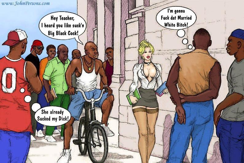 Училка комикс