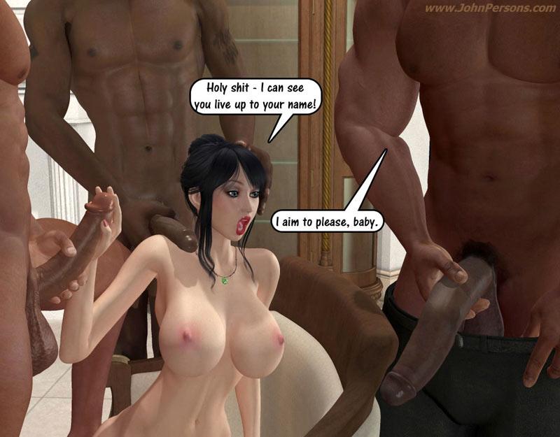 naked girl dark room